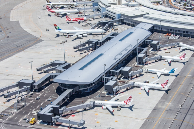 Perth Airport awarded 'Capital City Airport of the Year'