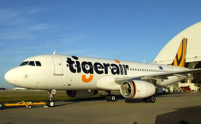 Tigerair Australia suspends Bali services indefinitely